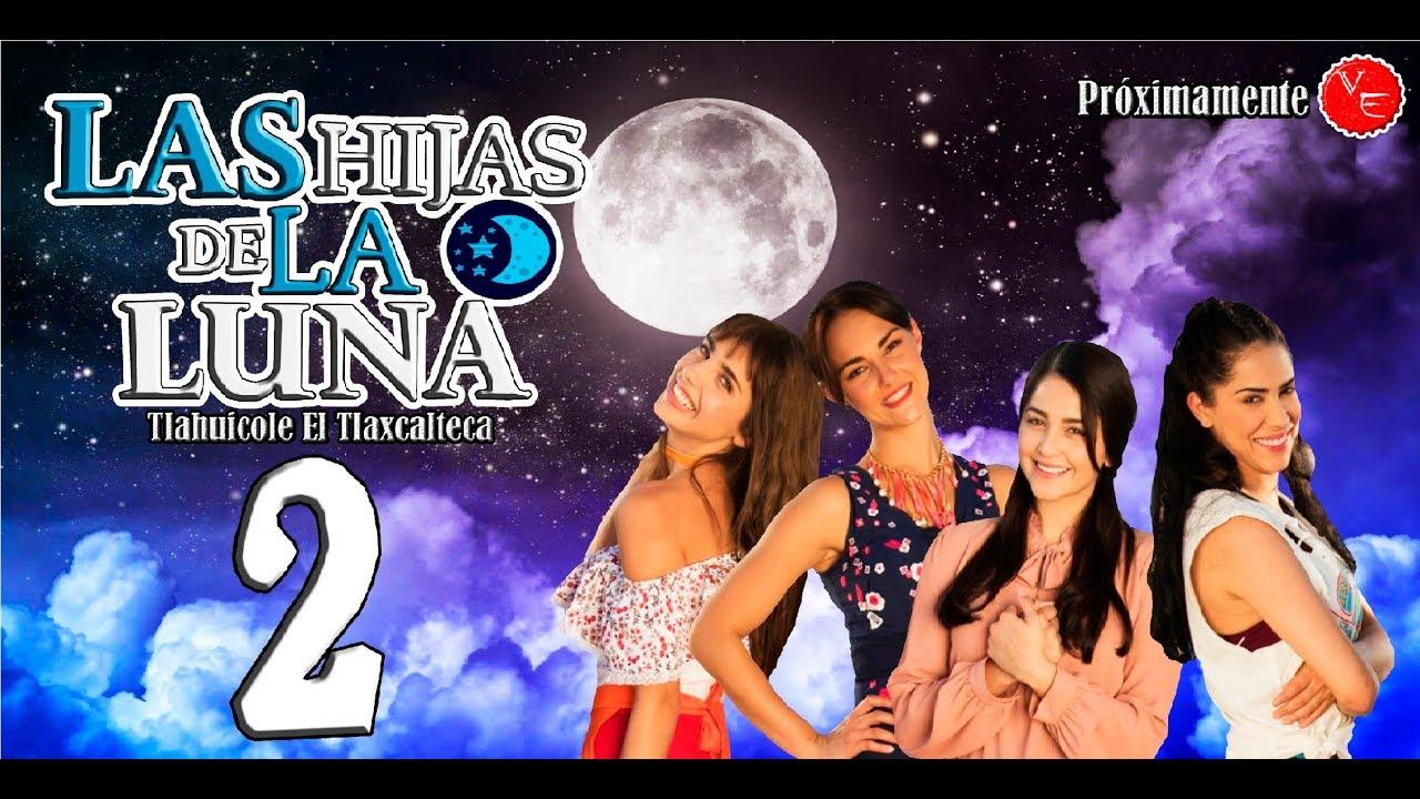 Hijas De La Luna temporada 2 con Danilo Carrera y Michelle Renaud 2019