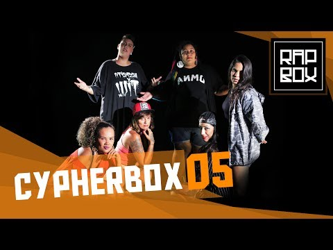 CypherBox 5 - Livia Cruz, Cintia Savoli, Taz Mureb, Sara Donato, Issa Paz & Meire D'origem