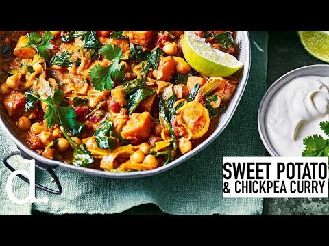 Sweet Potato And Chickpea Curry | delicious. Magazine