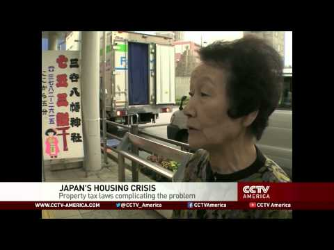 Japan's home vacancy taking a toll on real estate value