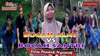 Download Video Bocah Alay VS Bocah Santri - Film Pendek Ngapak Brebes #GLATAKNDASE MP3 3GP MP4