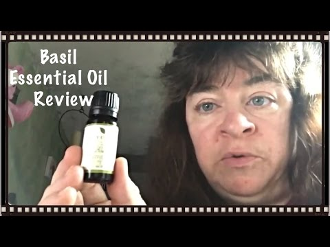 Natural Acres Basil Essential Oil Review