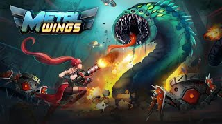 Metal Wings: Elite Force New Action Game for Android 2018