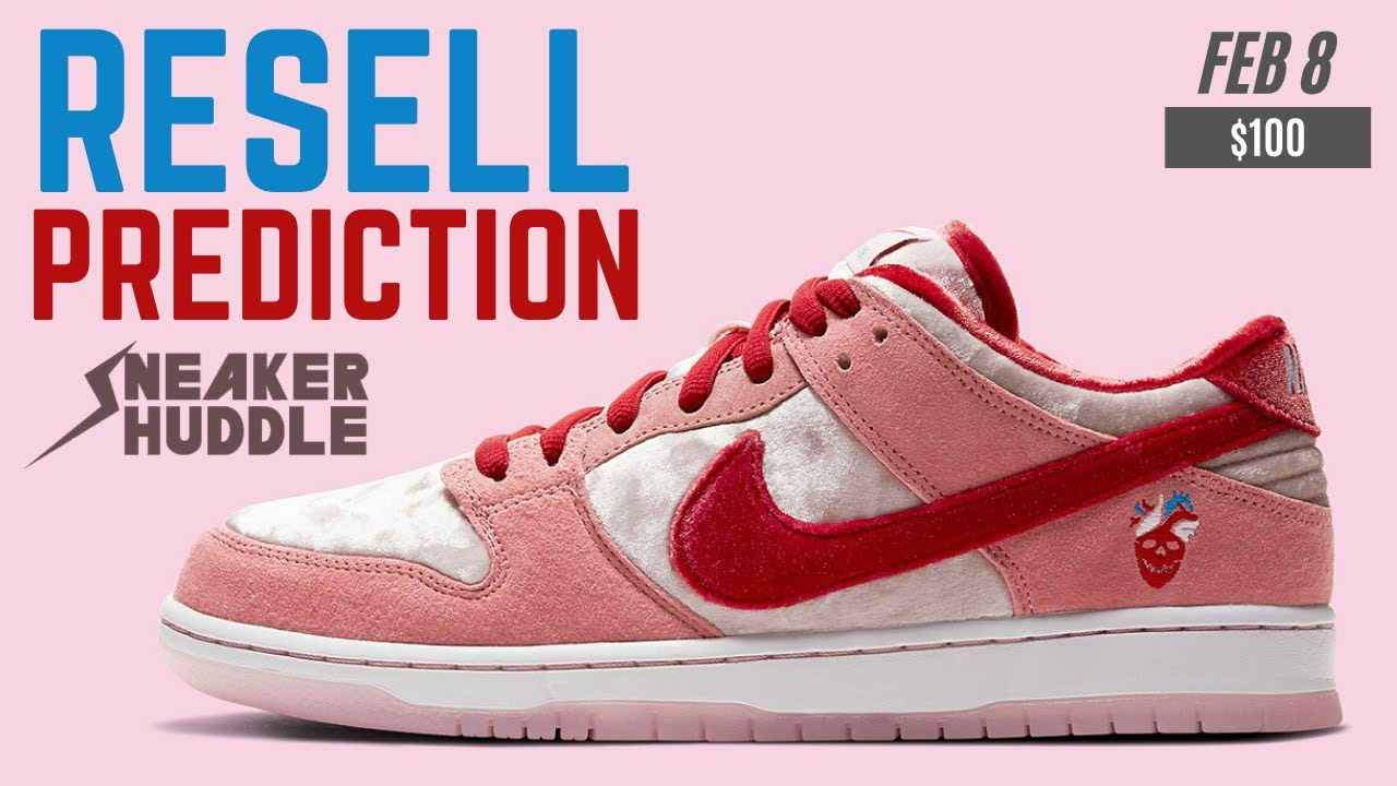 StrangeLove Nike SB Dunk | How to Cop + Resell Prediction