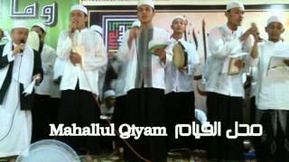 Hadroh Al Masthuriyah Marhaban Ya Nurul Aini Mahallul Qiyam