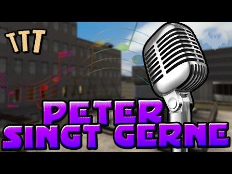 PETER SINGT GERNE! - ♠ TROUBLE IN TERRORIST TOWN ♠ - Let's Play TTT - Dhalucard