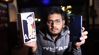 Samsung A02s Unboxing & Quick Review