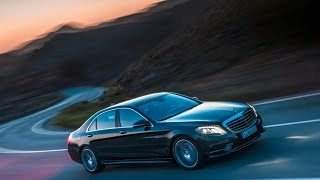2017 Mercedes BENZ S-Class W222: A Calm and Collected Test Drive