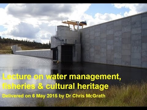 Water management lecture 2015