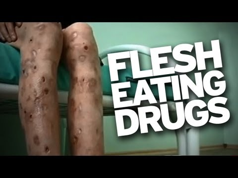 Flesh Eating Drug