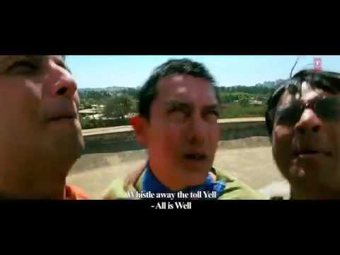 All Izz Well: By Sonu Nigam, Swanand Kirkire, Shaan - 3 Idiots [Children Special] With Lyrics Mp3