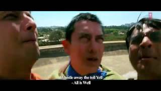 Gambar cover All Izz Well: By Sonu Nigam, Swanand Kirkire, Shaan - 3 Idiots [Children Special] With Lyrics
