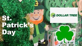 #dollartree #shopwithme #stpatricksday