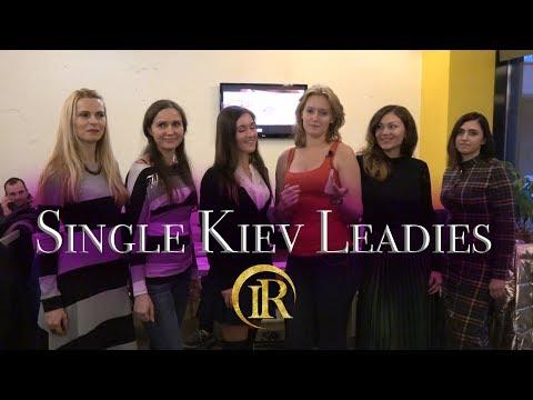 Amazing Single Kiev Ladies Talk About Love, Life & Men!