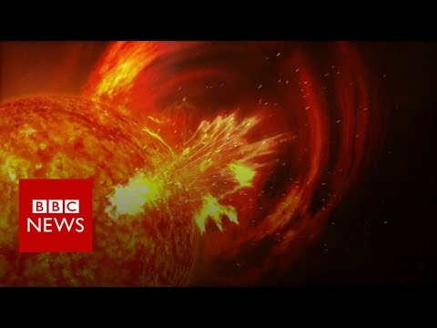 How Nasa Is Trying To Touch The Sun Bbc News Youtube