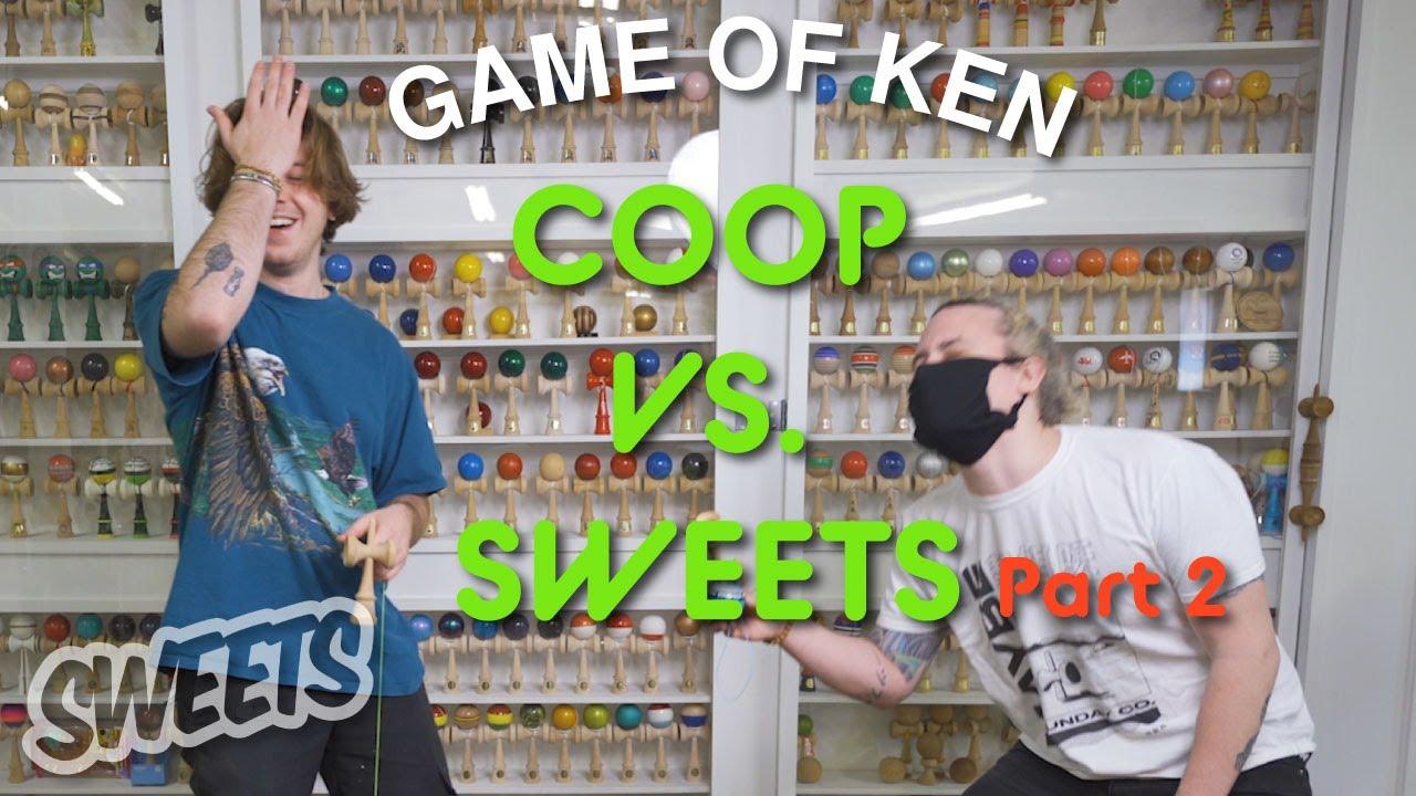 Cooper Eddy vs. Matt Sweets (pt.2) – GAME OF K.E.N. – Sweets Kendamas