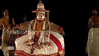 Kalyanasougandhikam in Kathakali Part 5, Invis Multimedia, DVD