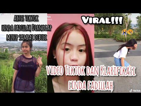 TIKTOK LINDA FADILLAH DAN VIDEO KLARIFIKASI YANG SEDANG VIRAL DI MEDIA SOSIAL