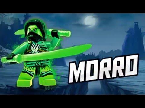 Lego Ninjago Morro Ghost Whip