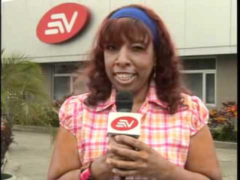 Entrevista a Mercedes a Payne por Ecuavisa.com