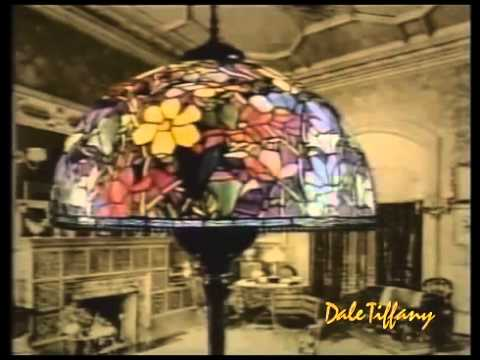 Dale Tiffany: How To Make A Stained Glass Lamp At LuxeDecor.com