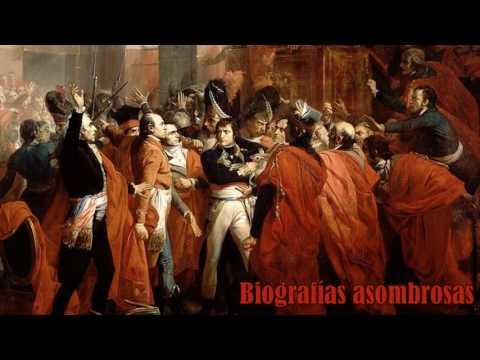 Biografías asombrosas: Napoleón Bonaparte
