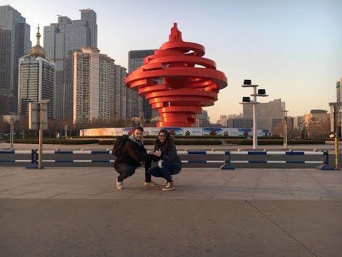 Qingdao Episode 1 🇨🇳 | Kaitlyn Thornton