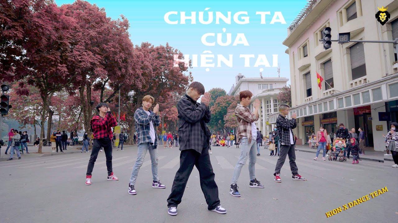 SƠN TÙNG M-TP | CHÚNG TA CỦA HIỆN TẠI | KIONX DANCE TEAM | SPX ENTERTAINMENT