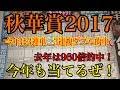 秋華賞2017 幻の予想!