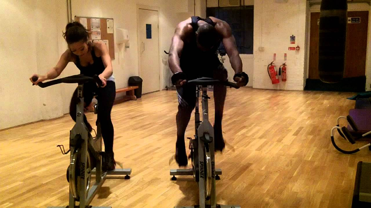 Rds Pro Fitness Raheem Glistens Tabata Spin Workout