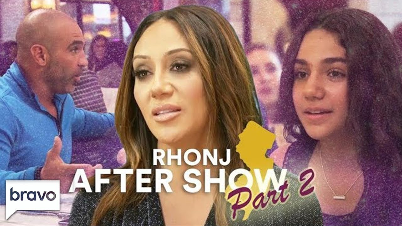 Melissa & Joe Want Different Things for Their Daughter | RHONJ After Show Part 2 (S9 Ep10 ...
