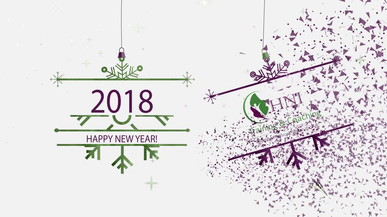 hni training coaching wishes a happy new year 2018 to everyone