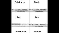 Goethe Zertifikat A1 Start Deutsch 1 Mündlicher Teil Sprechen 1 Und 2
