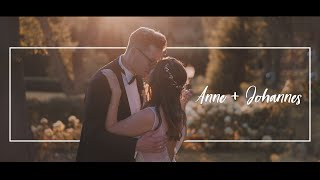 Anne & Johannes | Hochzeitsfilm Rostock &  Umgebung | Schloss Basthorst | a7III | HLG3