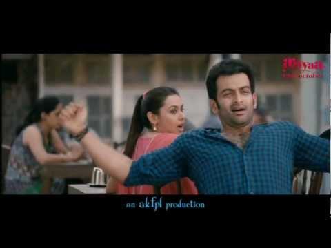 Meenakshi's WAKDA Tuitions | Aiyyaa 2012 | Rani Mukerji & Prithviraj Sukumaran