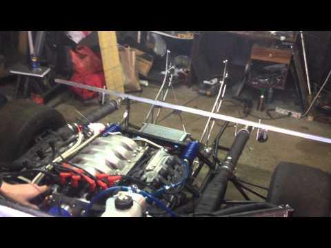 Audi V8 4.2 ABZ first start