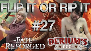 Still A Winner, in Your Heart - Flip It or Rip It, Fate Reforged #27