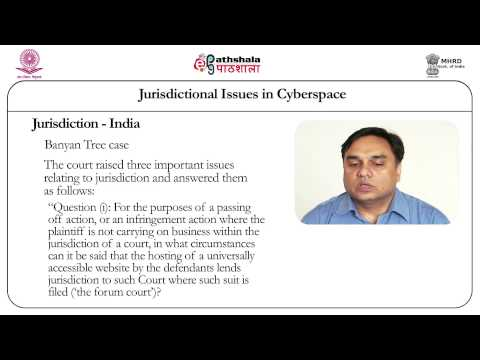 Jurisdictional  issues in cyber law_2