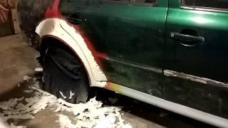 видео Доработка авто своими руками: стеклопластик для тюнинга