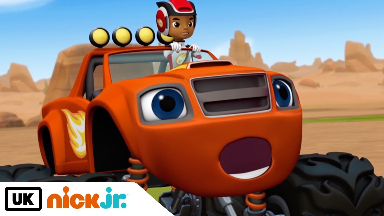 Blaze And The Monster Machines About The Show Nick Jr Uk