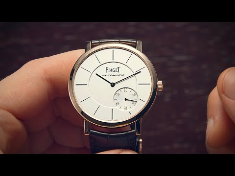 The Piaget Altiplano Is Way Better Than You Think | Watchfinder & Co.