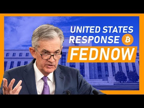 FedNow - The United States Government Bitcoin Competitor