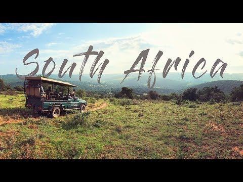 Travel Vlog - South Africa Safari: Hopewell Private Game Reserve