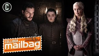 """Game of Thrones: How Can They """"Stick the Landing"""" This Season? - Mailbag"""