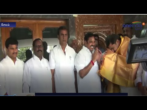 MLA V C Arukutty Joins in ADMK Amma Party-Oneindia Tamil