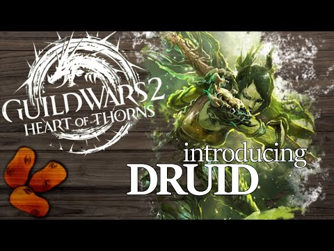 Introducing The Druid | The Staff Wielding Ranger- Guild Wars 2 Heart of Thorns