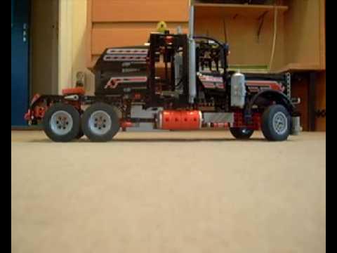 full download lego technic camion 8258 remorque. Black Bedroom Furniture Sets. Home Design Ideas