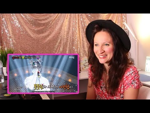 Vocal Coach REACTS To JUNGKOOK (BTS) IF YOU- The Masked Singer
