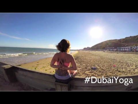 International Day Of Yoga - UAE #DubaiYoga