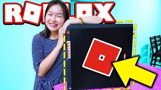 SURPRISING MY SISTER WITH A ROBLOX COMPUTER (IRL)
